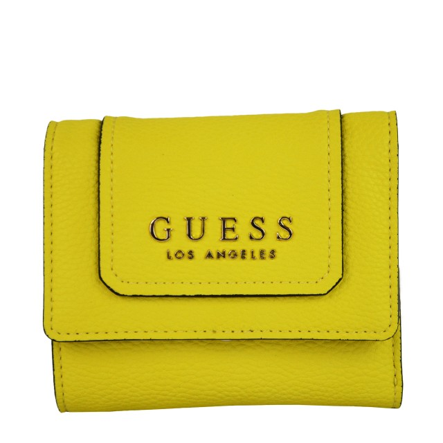 Guess Sally SLG Lemon Porte­mon­naie VG670043