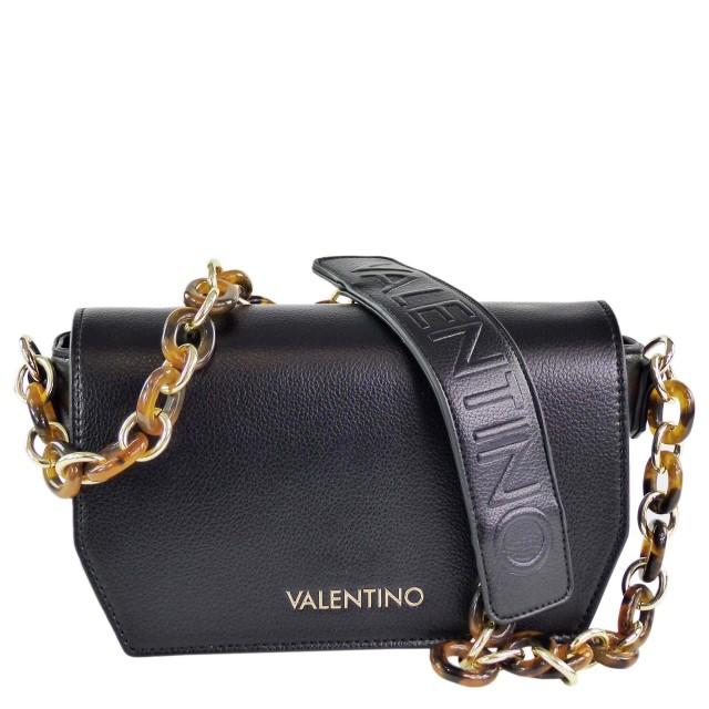VALENTINO BAGS Damen Prue Handtasche Schwarz