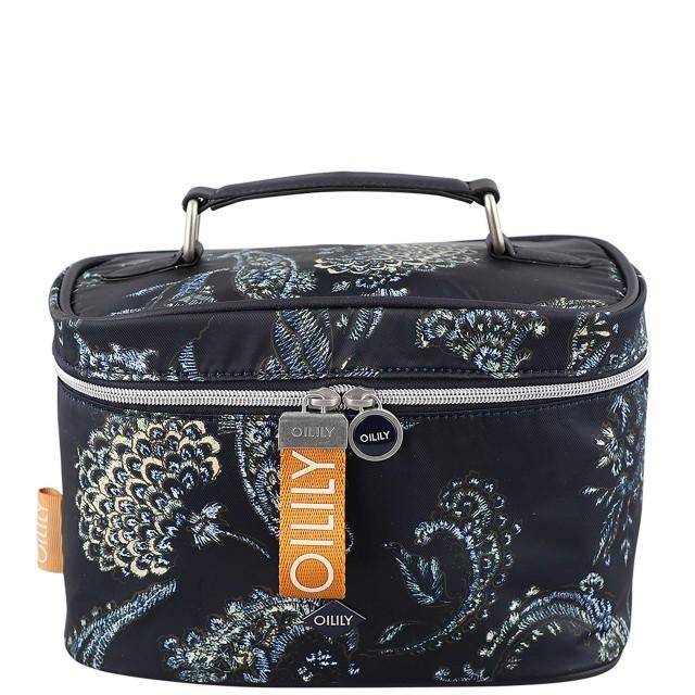 Oilily Vivid Washbag Mhz 4 Taschenorganizer Dunkelblau