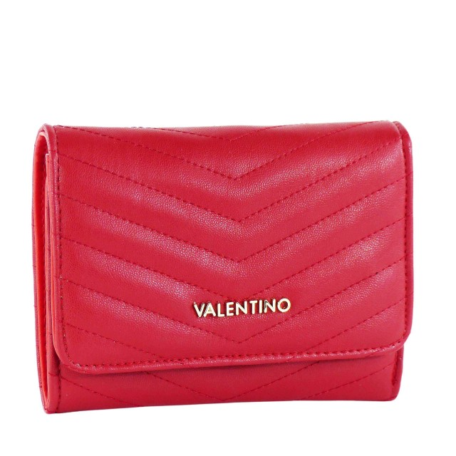 VALENTINO BAGS Batman VPS2AO43 Damen Geldbörse Rot