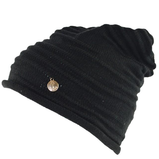 Guess Mütze Schwarz AW6803WOL01-BLA