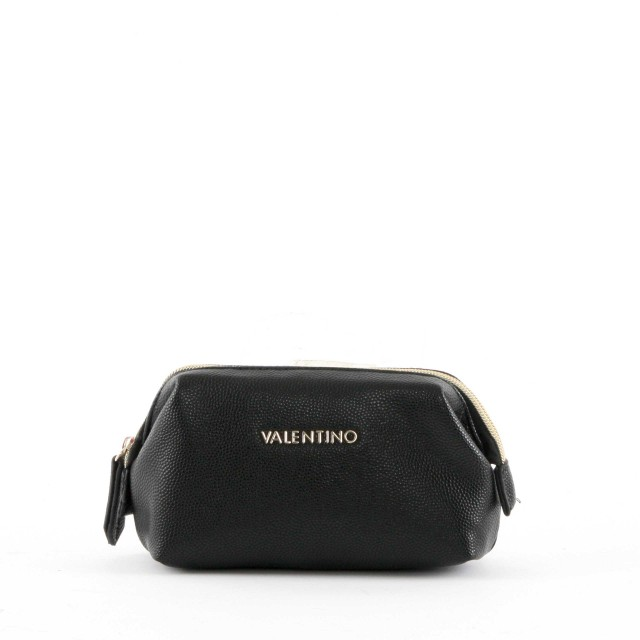 Valentino Globe S Soft Frame Pouch Nero