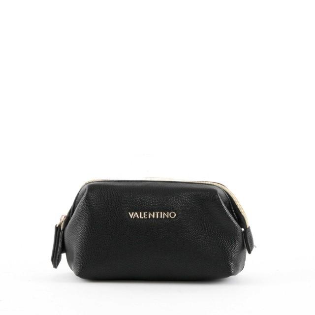 Valentino by Mario Valentino Globe S Soft Frame Pouch Nero