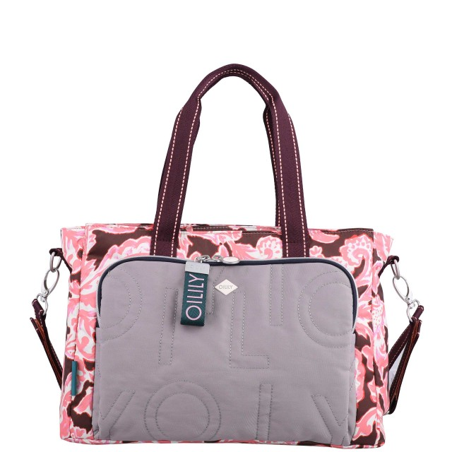 Oilily Charm Diaperbag Mhz Wickeltasche Rosa