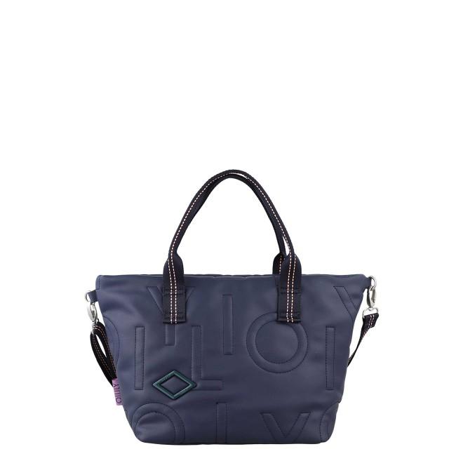 Oilily Gladdy Handbag Mhz Handtasche Dunkelblau