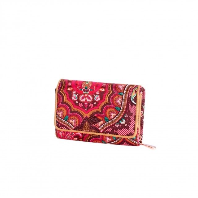 Oilily Paisley S Wallet Cherry