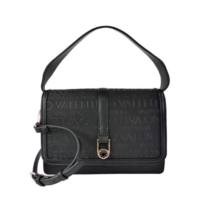 VALENTINO BAGS Damen Amber Handtasche Schwarz