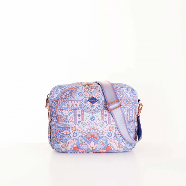 Oilily Simply Ovation S Shoulder Bag OIL0125-551 Sky Blue