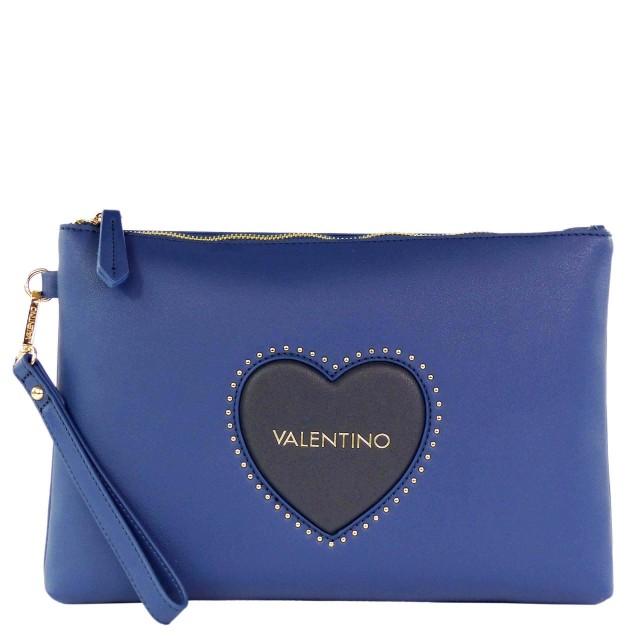 VALENTINO BAGS Violino Clutch Blau