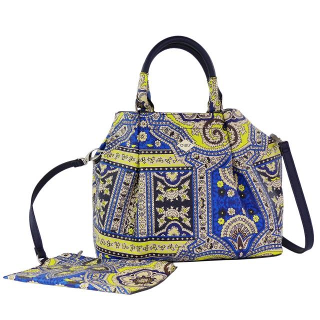 Oilily Orient Handbag SVF Blue
