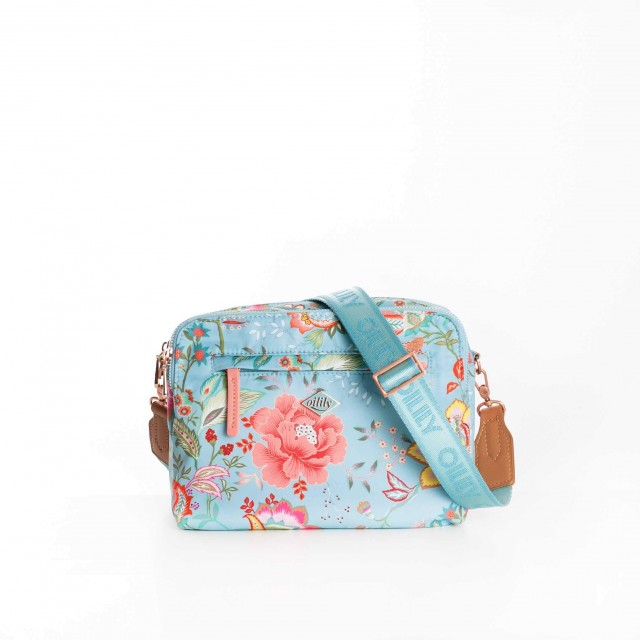 Oilily Color Bomb S Shoulder Bag OIL0109-562 Turquoise