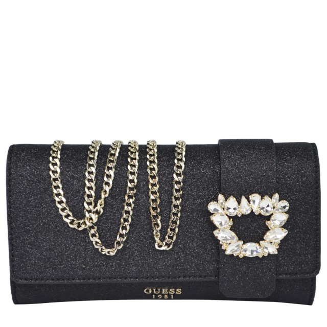 Guess Starry Night Schwarz Clutch HWJB7111720