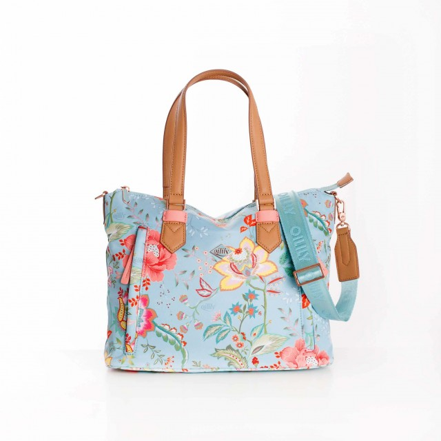 Oilily Color Bomb Handbag OIL0105-562 Turquoise
