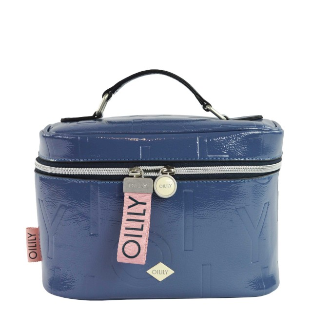 Oilily Brightly Washbag Mhz Taschenorganizer Blau