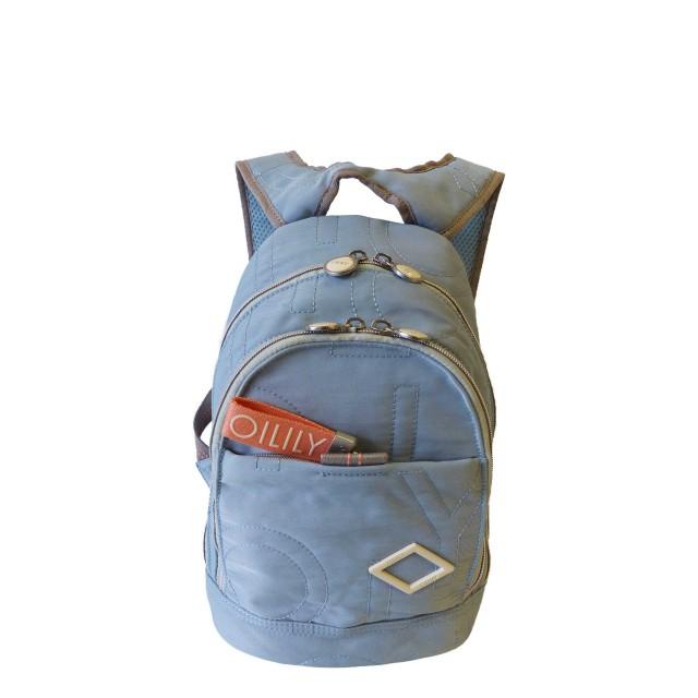 Oilily Spell Backback Mvz Rucksackhandtasche Blau
