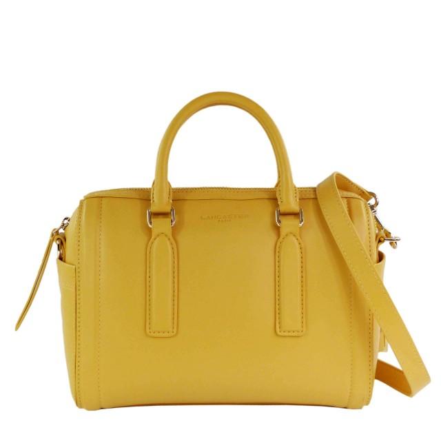 Lancaster Mademoiselle Handtasche Gelb