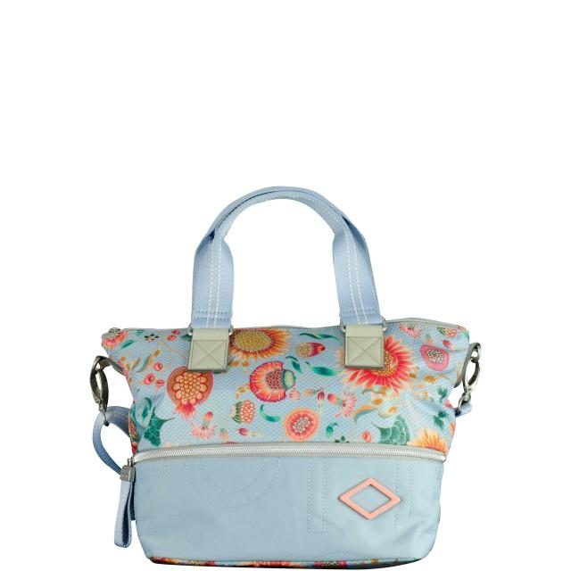 Oilily Charm Sunflower Handbag Shz Henkeltasche Blau