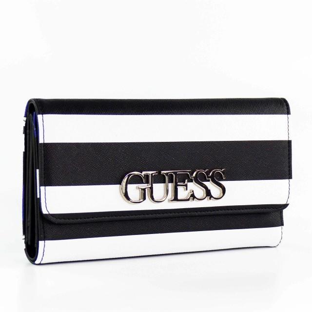 Guess Damen Geldbörse Felix SLG ST687665 Stripe