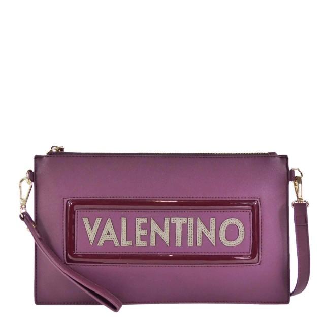 Valentino by Mario Valentino Titanic VBS2S602 Clutch Umhängetasche Violett