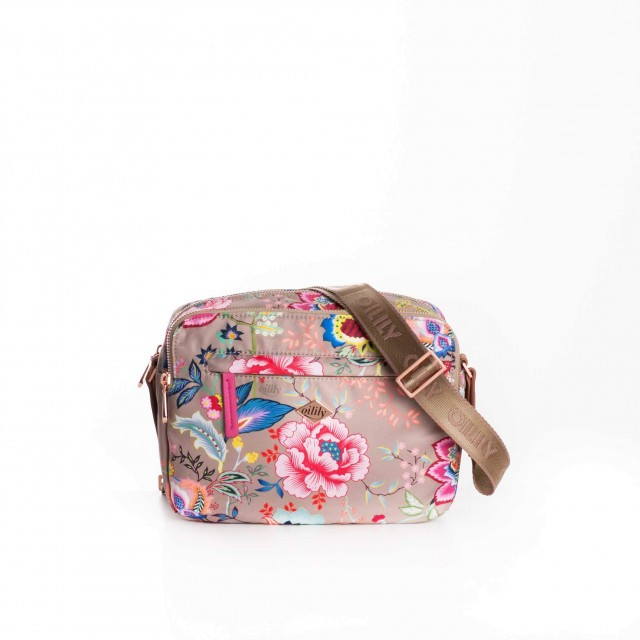 Oilily Color Bomb S Shoulder Bag OIL0109-852 Dune
