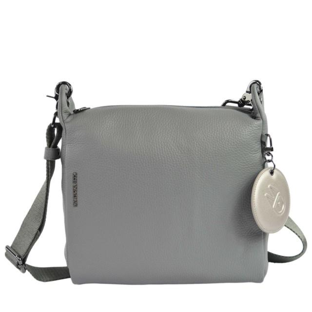 Mandarina Duck Mellow Leather Umhängetasche Gargoyle FZT5208U
