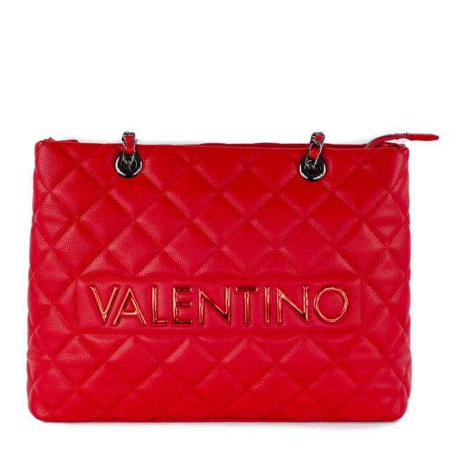 Valentino by Mario Valentino Licia Shopper Rot