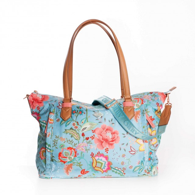 Oilily Color Bomb M Carry All OIL0104-562 Turquoise