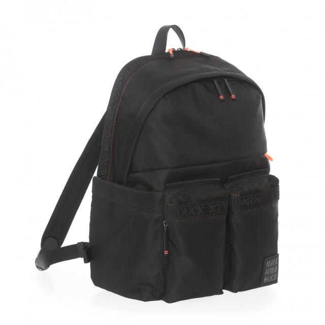 Mandarina Duck Warrior Backpack CXT03 Black