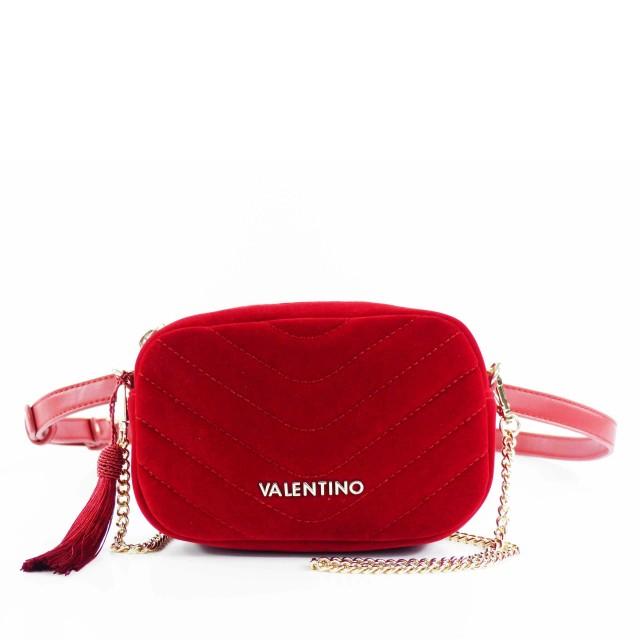 Valentino by Mario Valentino Carillon Umhängetasche / Gürteltasche Rot