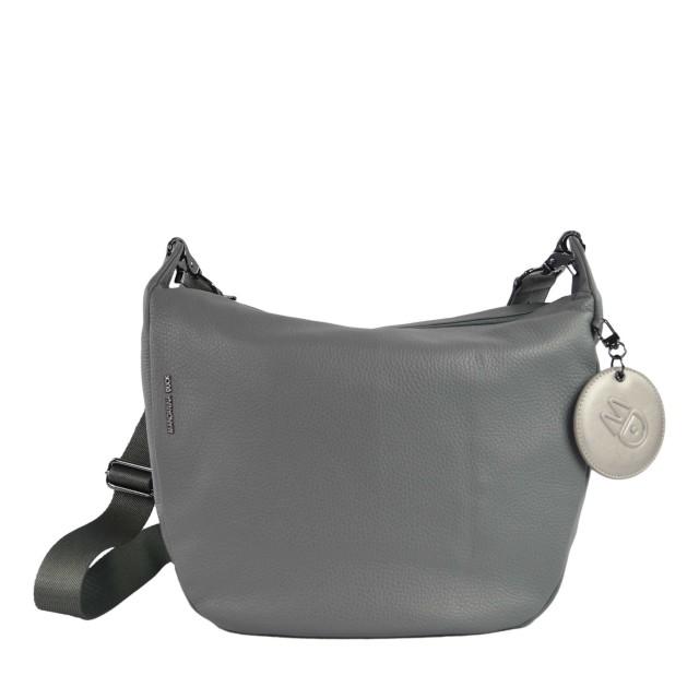 Mandarina Duck Mellow Leather Umhängetasche Gargoyle FZT5908U