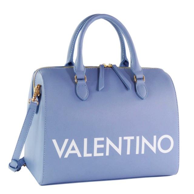 Valentino by Mario Valentino Masha Handtasche Blau Weiß