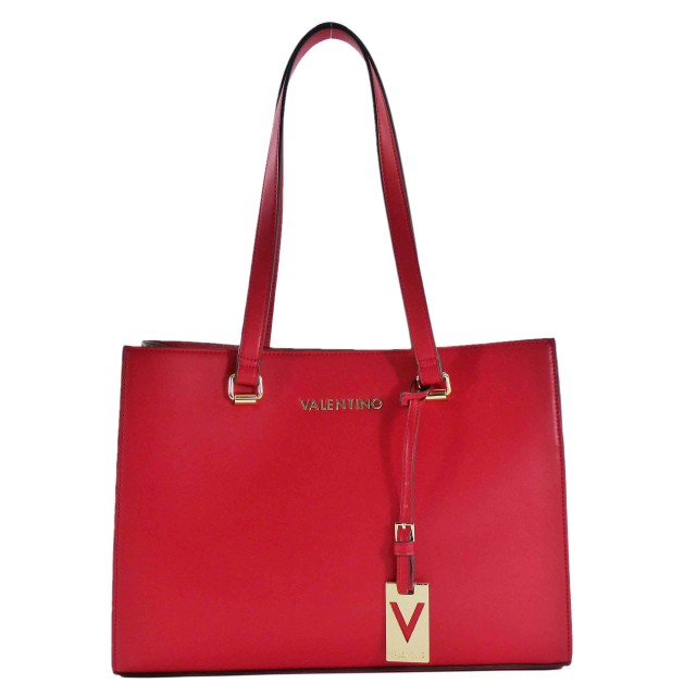 VALENTINO BAGS Inception Shopper Rot Bordeaux
