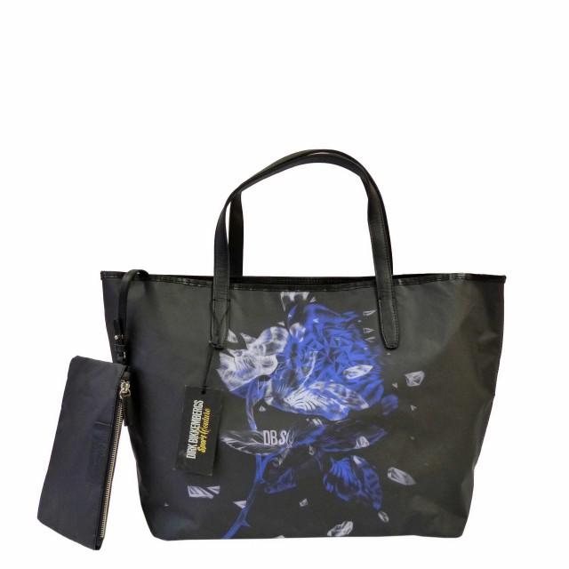 Bikkembergs Sport Couture Pop ICE Shopper Flower 5BDD1601-D12