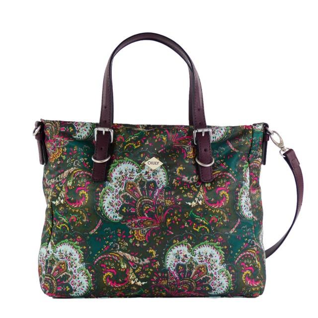 Oilily Picnic Handbag MHZ Green