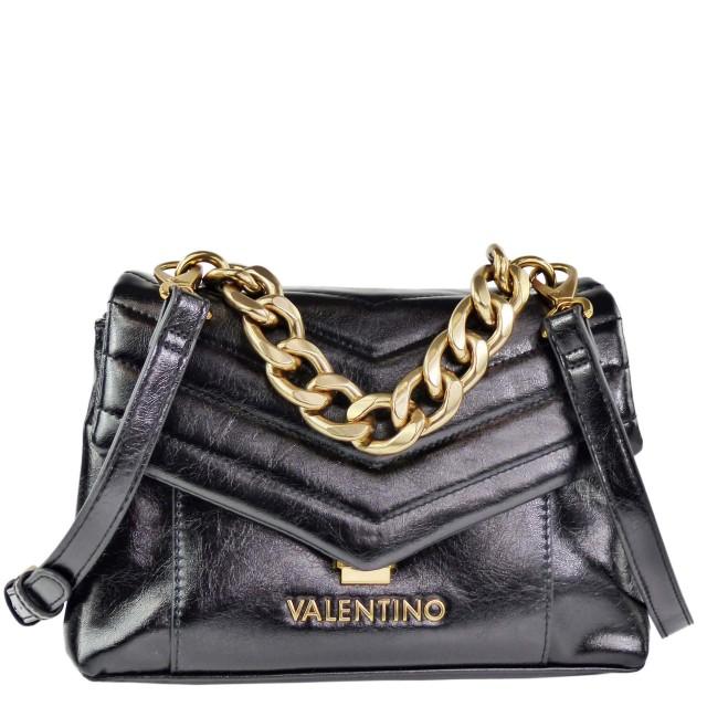 VALENTINO BAGS Grifone Handtasche Schwarz