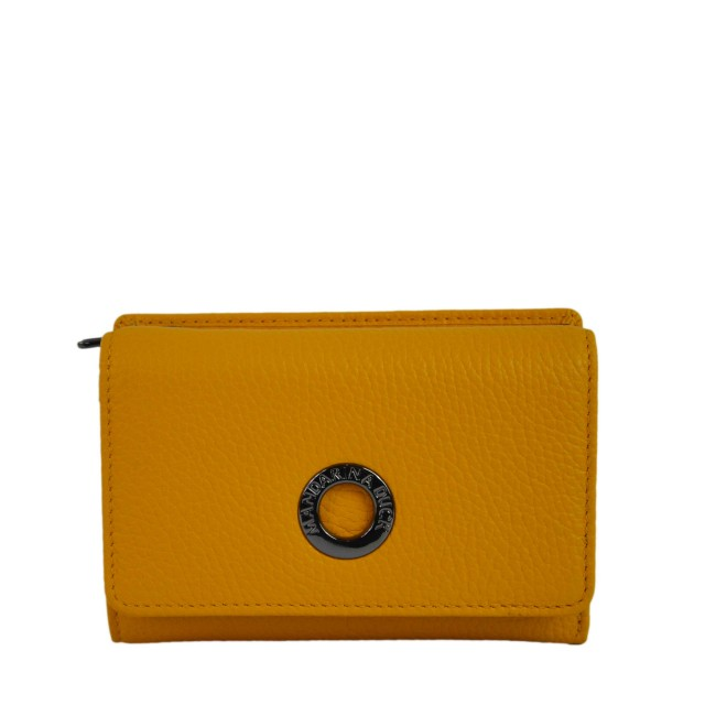 Mandarina Duck Mellow Leather Portemonnaie Sunflower FZP6523Q