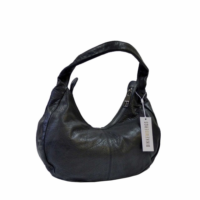 Bikkembergs Sport Couture Pop Hobo Bag Schwarz 5BDD0202-D01