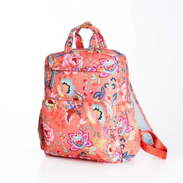 Oilily Color Bomb M Backpack OIL0102-116 Camelia