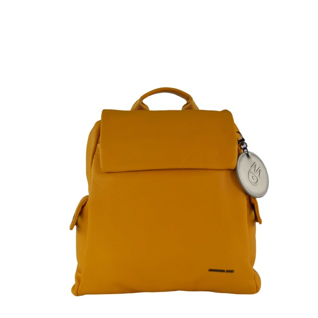 Mandarina Duck Mellow Leather Rucksack Sunflower FZT9223Q