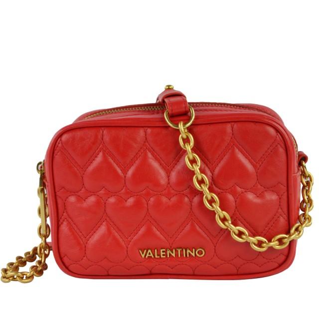Valentino by Mario Valentino Miami Leder Schultertasche VLBP2FO04-O04