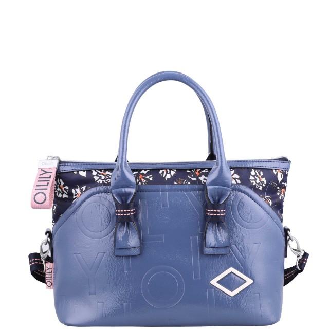 Oilily Brightly Handbag Mhz Handtasche Blau