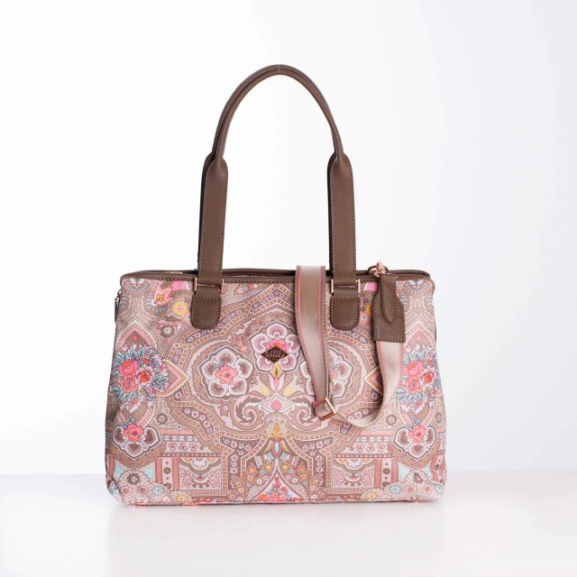 Oilily Simply Ovation M Carry All OIL0122-853 Cornfield