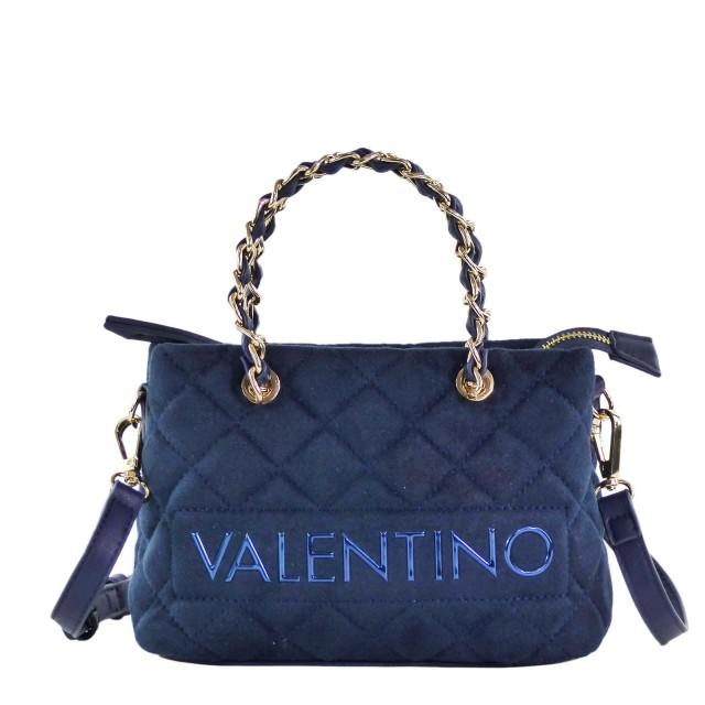 Valentino by Mario Valentino Arrival Mini Handtasche Blau