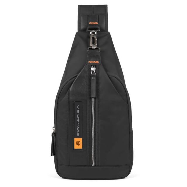 PIQUADRO PQ-BIOS Sling Bag / Umhängetasche Schwarz