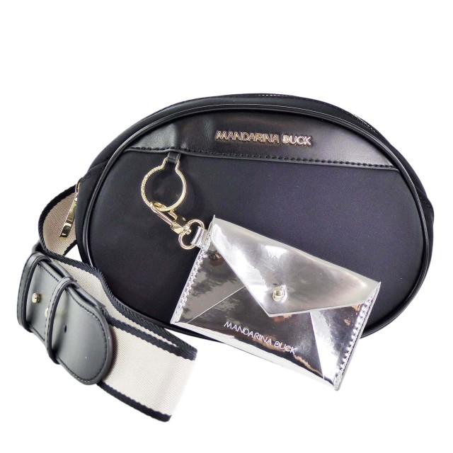 Mandarina Duck Bijou Bum Bag MKM01 Black