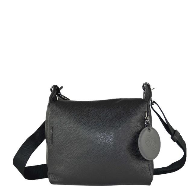 Mandarina Duck Mellow Leather Umhängetasche Nero FZT52001