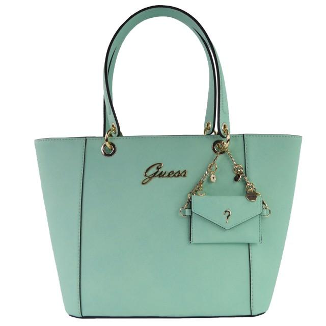 Guess Kamryn Handtasche Turquoise HWTP6691230