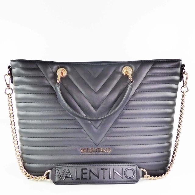 VALENTINO BAGS Cajon Handtasche / Shopper Schwarz