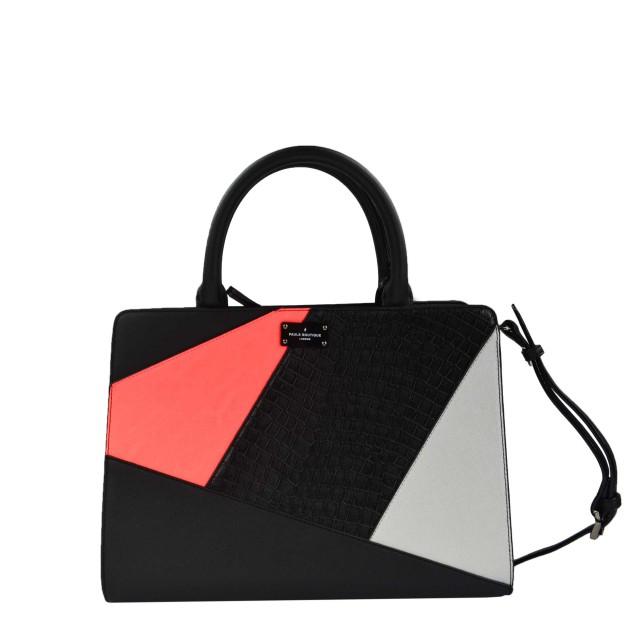 Pauls Boutique London Mabel Top Handle Bag Handtasche Mehrfabig