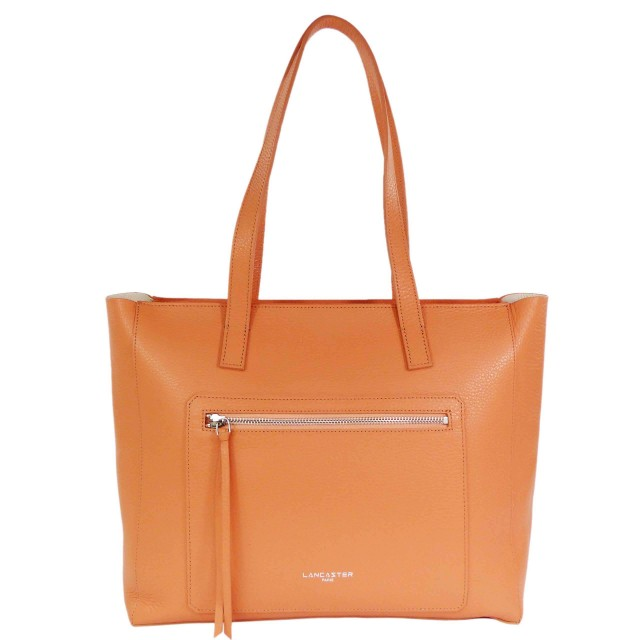 Lancaster Foulonné Double Shoulder Bag Canyon